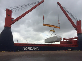 mv Nordana Sky - Houston
