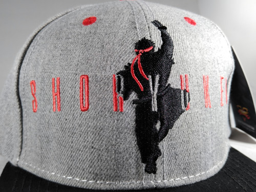 33710d53f748cc 1 dozen Street Fighter Ryu 30th Anniversary Snapback Hats