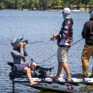 Day 5: Matt Becker on Lake Murray