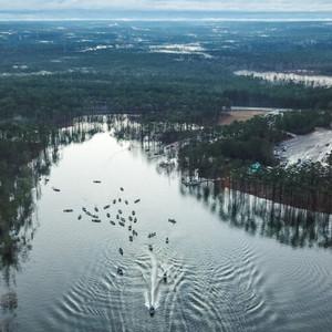 MERCURY KEYS TO VICTORY: Getting Started on Sam Rayburn Reservoir