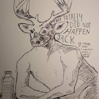 Art by Martta. See more at https://www.instagram.com/hillurahka/
