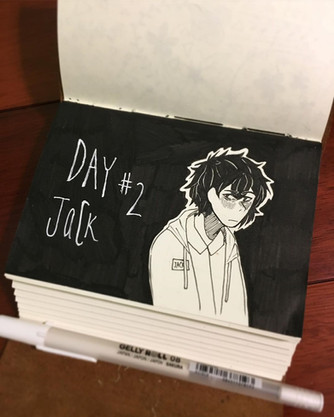 Day Two - Jack