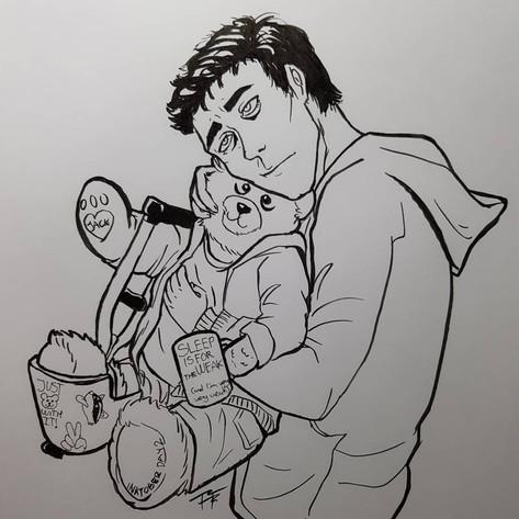MCP's build-a-bear for Jack