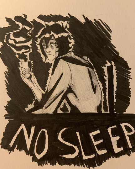 All Jack, No Sleep
