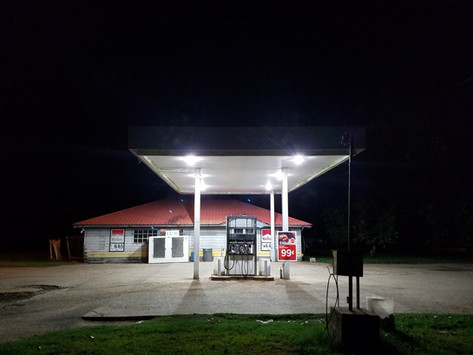 Death at the Gas Station