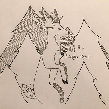 Kanga Deer