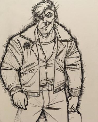 Pencil Spencer