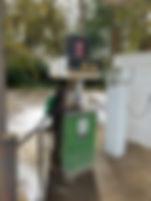 gas pump gnome