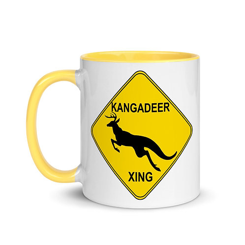 Kangadeer Mug (Color Inside)