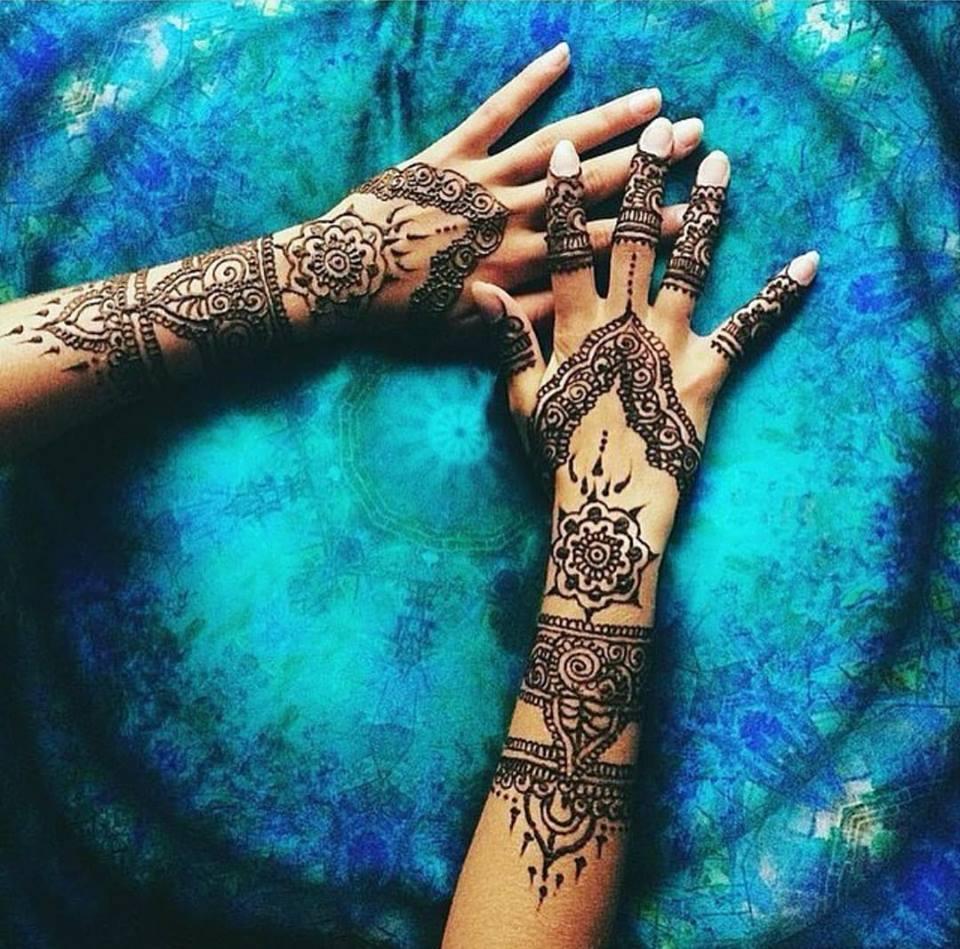 Fantasy Henna