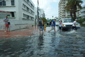 Backing Long-term Solutions to Sea level Rise