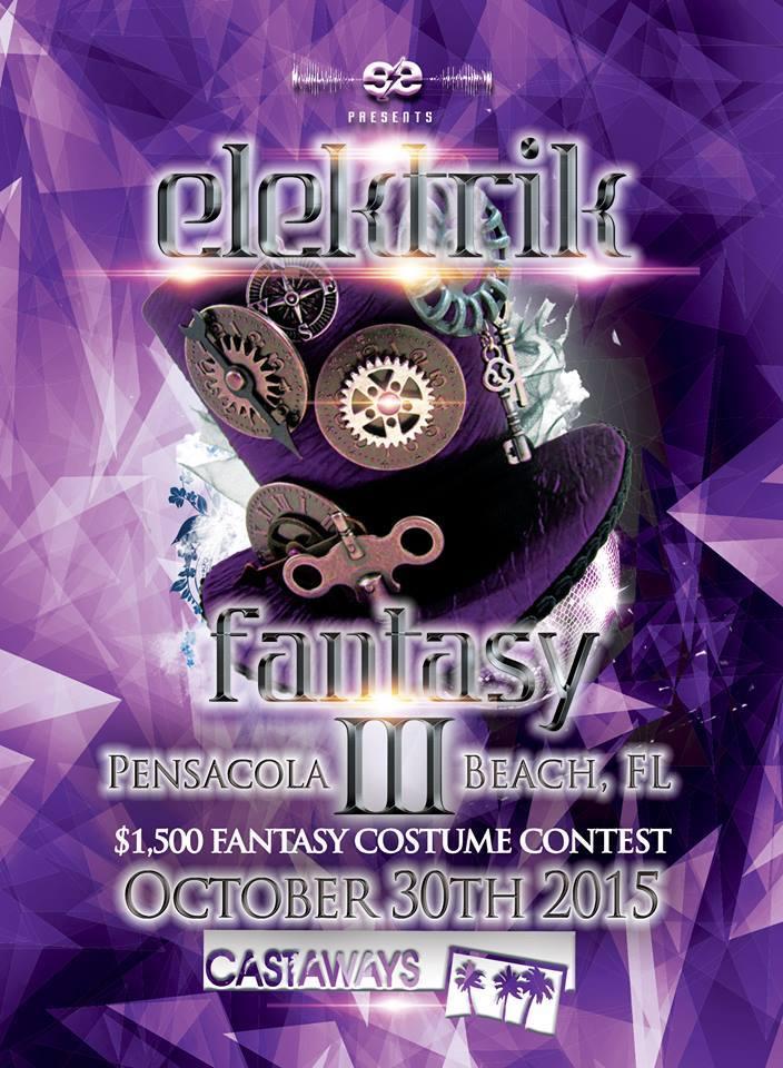 Elektrik Fantasy III - 2015