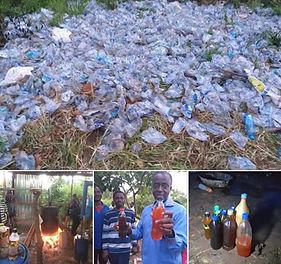 Ghanians fuel from plastic.JPG