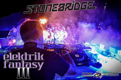 EF III : StoneBridge lit it up