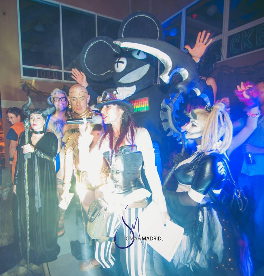 EF III : Fantasy Costume Contest