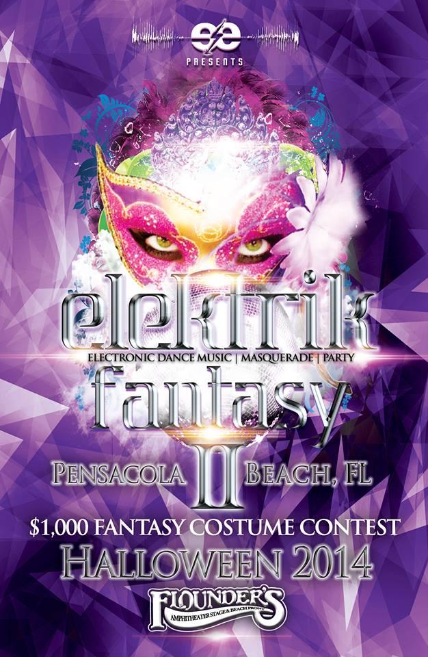Elektrik Fantasy II - 10.31.14