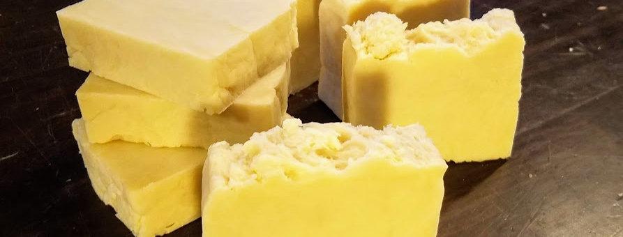 Lightly Lavender Castile Soap - 100% Olive Oil