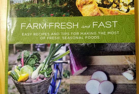 Farm-Fresh & Fast Cookbook