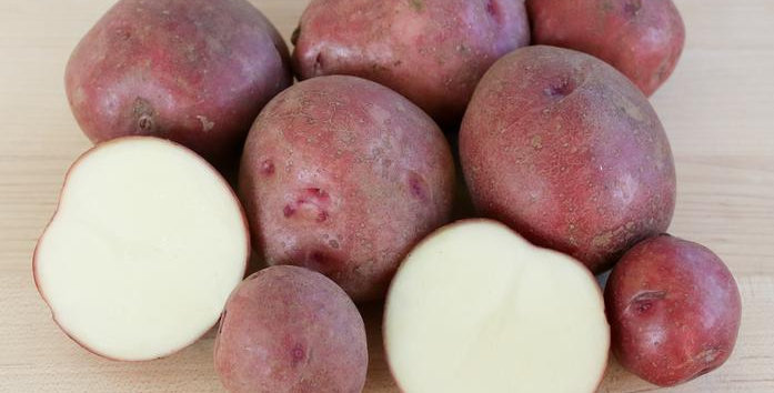 Dark Red Norland Potatoes - 1lb
