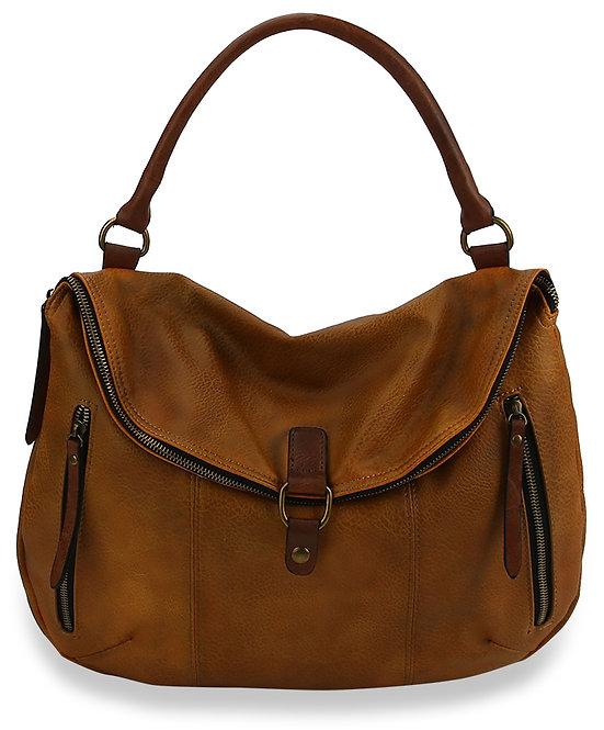 Front Pocket Hobo Handbag