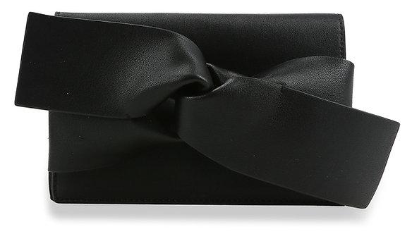 Modern Bow Clutch Evening Bag