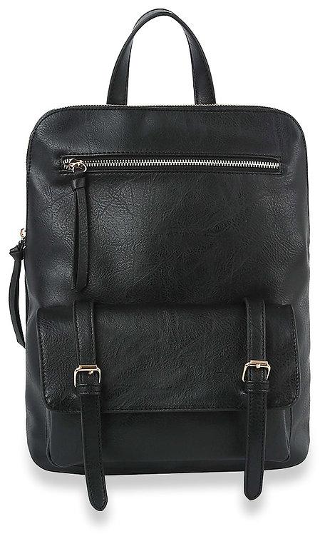 Front Pocket Fashion Backpack