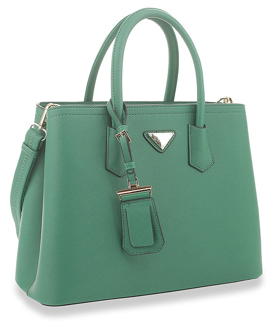 Classic Hand Tote - Green