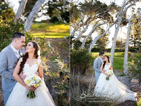 Alicia & Camerons Wedding