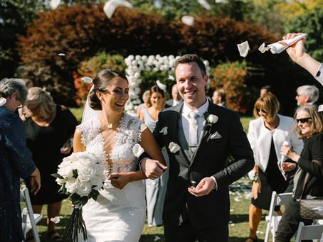 Eleanor & Bens Wedding