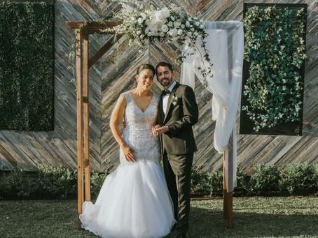 Rachel & Daniels Wedding