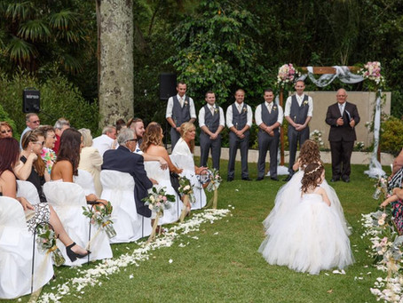 Cathy & Ricks Wedding