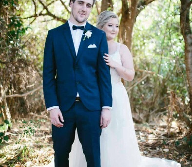 Monique & Haydens Wedding