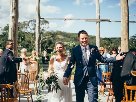 Scott & Caraghs Wedding