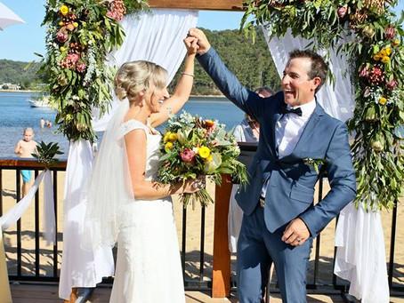 Kristy & Bens Wedding