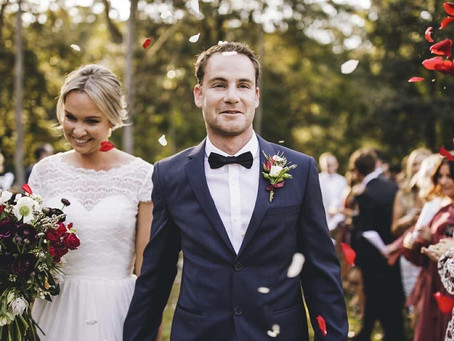 Gemma & Dales Wedding