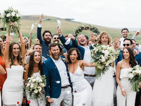 Kayla & Liams Wedding