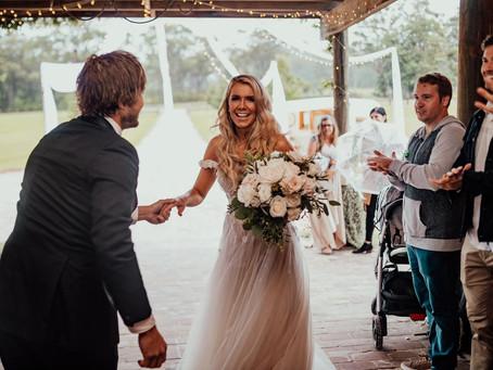 Grace & Deans Wedding