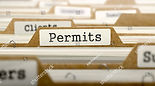 stock-photo-permits-concept-word-on-fold