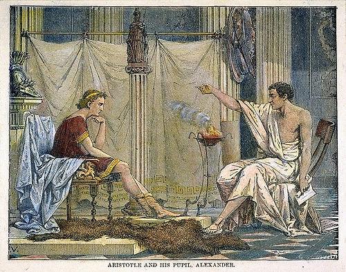 История менторства: Аристотель и Македонский - ментор и ученик