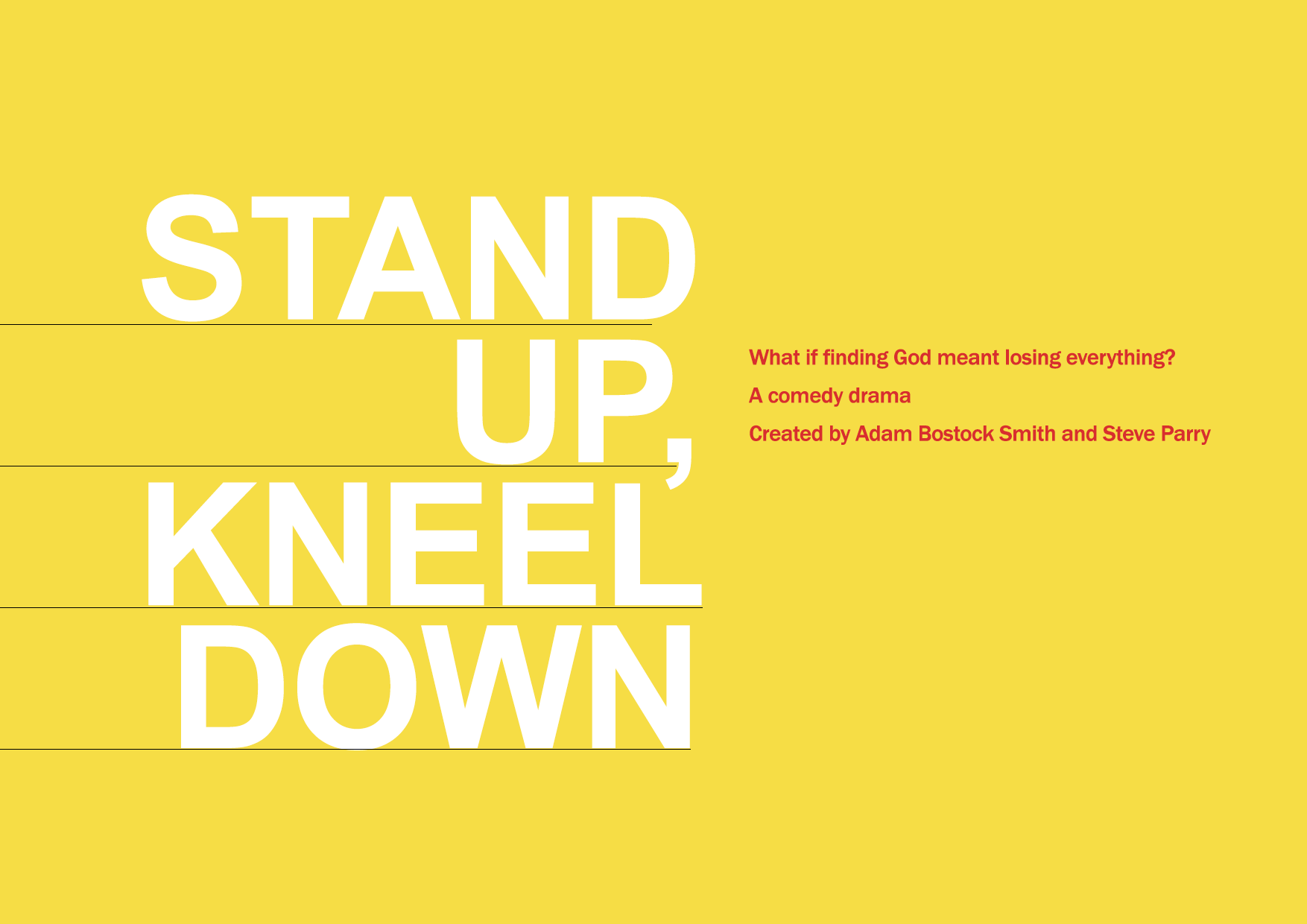 Stand Up Kneel Down