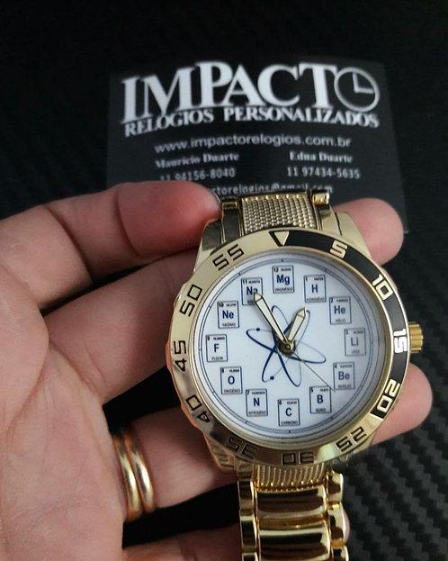 Relógio Química Unisex 5758G