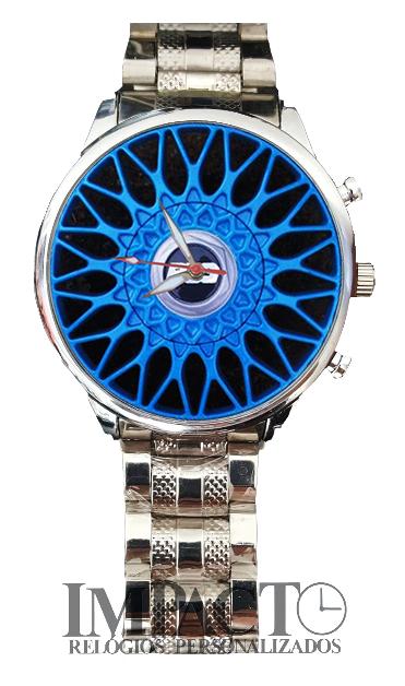 Roda BBS Azul 2905G