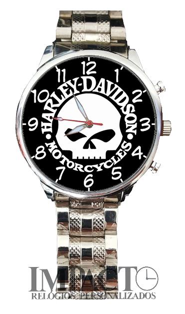 Harley Davidson Skull 2905G
