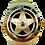Thumbnail: Roda Borbet Dourada 5758G