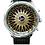 Thumbnail: Roda BBS Dourada 2905G-B