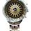 Thumbnail: Roda BBS Dourada 2905G