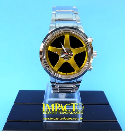 Roda Advan Racing Dourada 5521G