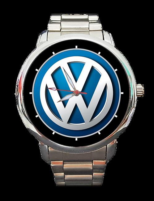 Logo Volks Azul 1608G