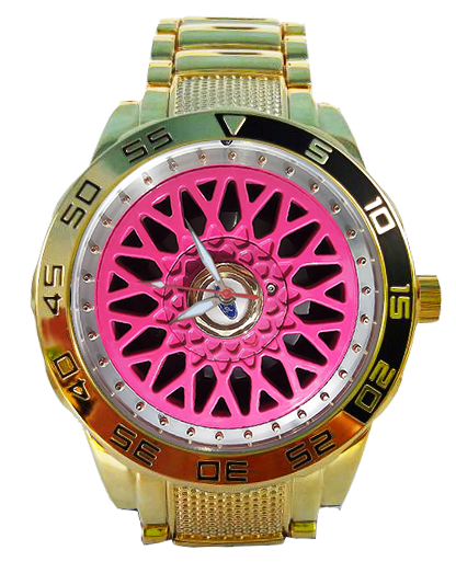 Roda BBS Rosa 5758G