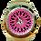 Thumbnail: Roda BBS Rosa 5758G